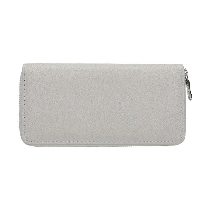 Stylová dámská peněženka bata, šedá, 941-2151 - 19