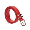 Červený dámský opasek bata, červená, 951-5601 - 13