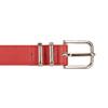 Červený dámský opasek bata, červená, 951-5601 - 26