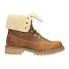 Dámská zimní obuv weinbrenner, hnědá, 596-4638 - 15