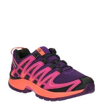 Sportovní obuv salomon, fialová, 499-5007 - 13