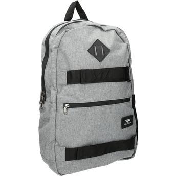 Šedý batoh vans, šedá, 969-2096 - 13