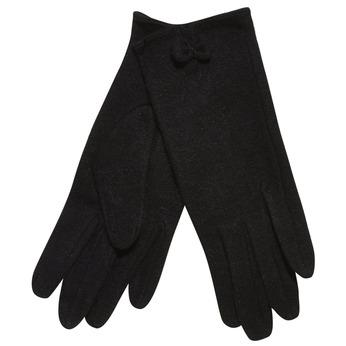 Dámské rukavice s mašličkou bata, černá, 909-6404 - 13