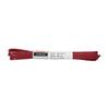 Tenké červené tkaničky 80 cm bata, červená, 999-5803 - 13