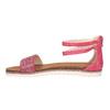 Dětské růžové sandály mini-b, růžová, 361-5161 - 26