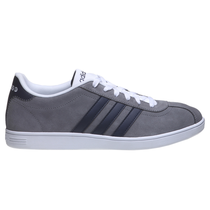 Pánská vycházková obuv adidas, šedá, 803-2122 - 26