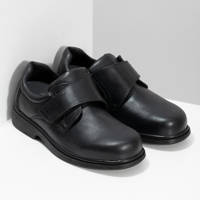 Pánská zdravotní obuv Paul (164.6) medi, černá, 854-6231 - 26