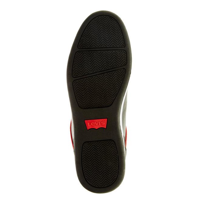 Pánské tenisky levis, černá, 841-6551 - 26