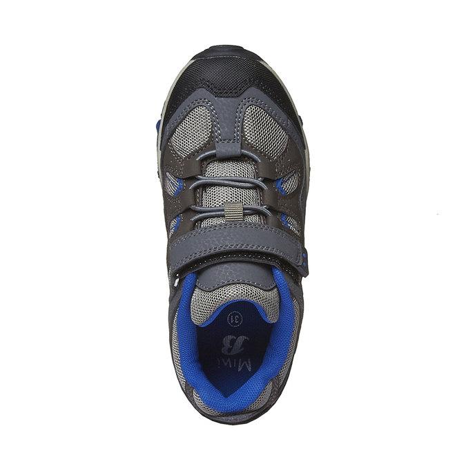 Dětské sportovní tenisky mini-b, šedá, 311-2218 - 19