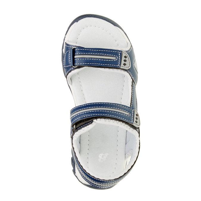 Dětské sandály mini-b, modrá, 361-9181 - 19