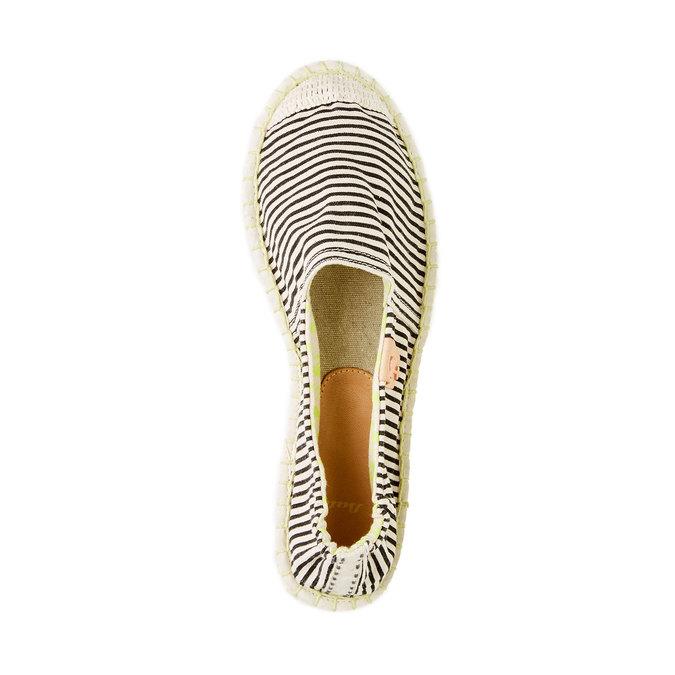 Dámská obuv typu Espadrilles bata, černá, 2020-559-6400 - 19