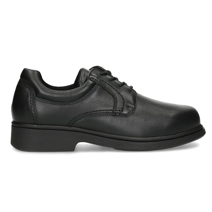 Pánská zdravotní obuv medi, černá, 854-6233 - 19