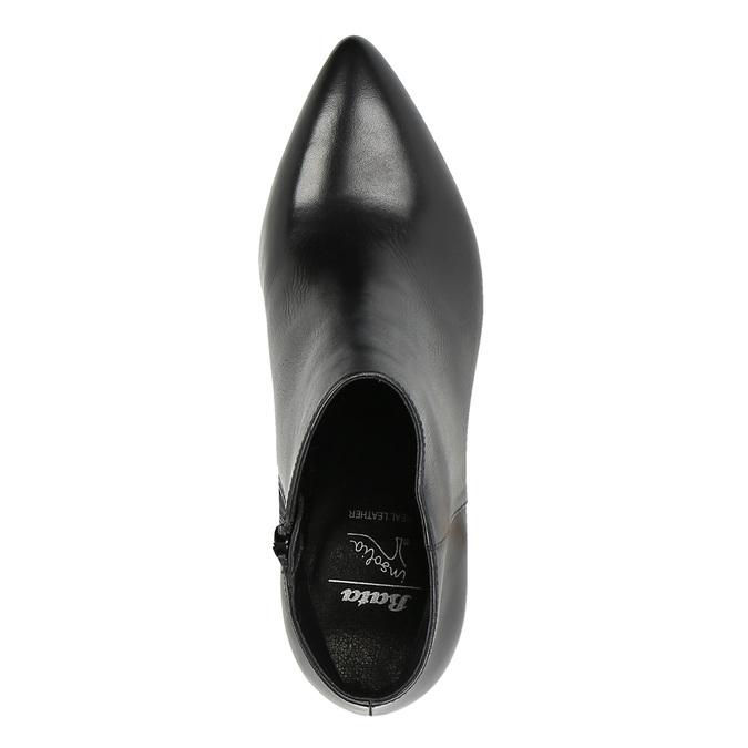 Dámská kotníčková obuv insolia, černá, 794-6629 - 19