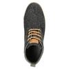 Pánské tenisky bata, šedá, 849-2621 - 19