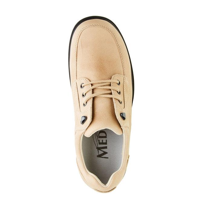 Pánská zdravotní obuv medi, béžová, 824-8171 - 19