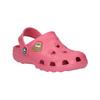 Dětské sandály s žabičkou coqui, růžová, 301-5600 - 13