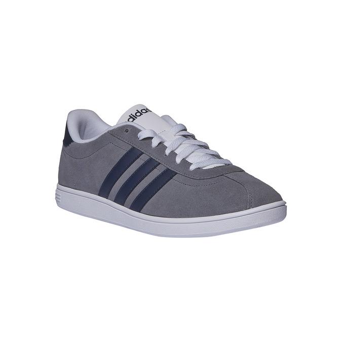 Pánská vycházková obuv adidas, šedá, 803-2122 - 13