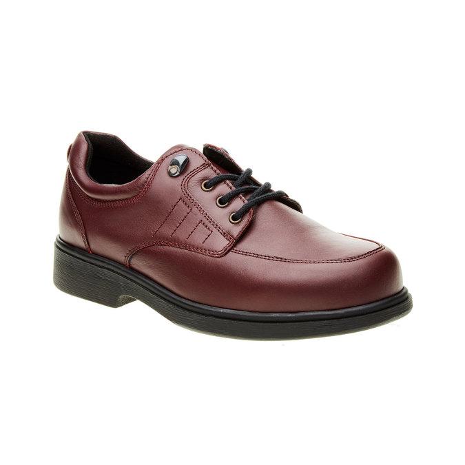 Pánská zdravotní obuv medi, červená, 824-5202 - 13