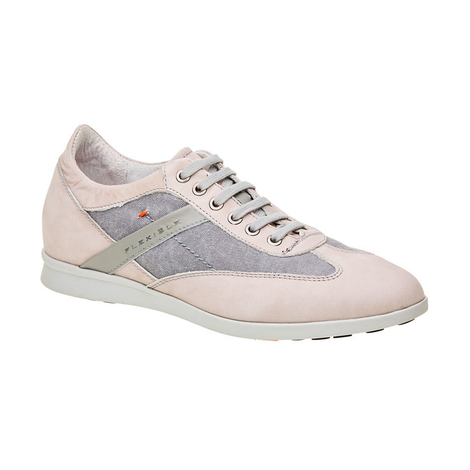 Pánské ležérní tenisky flexible, růžová, 826-2638 - 13