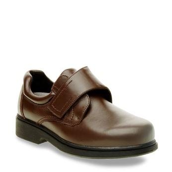 Pánská zdravotní obuv medi, hnědá, 854-4232 - 13