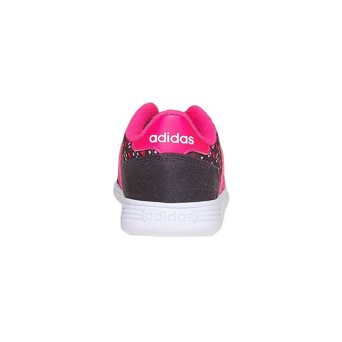 Dívčí tenisky adidas, černá, 109-6141 - 17