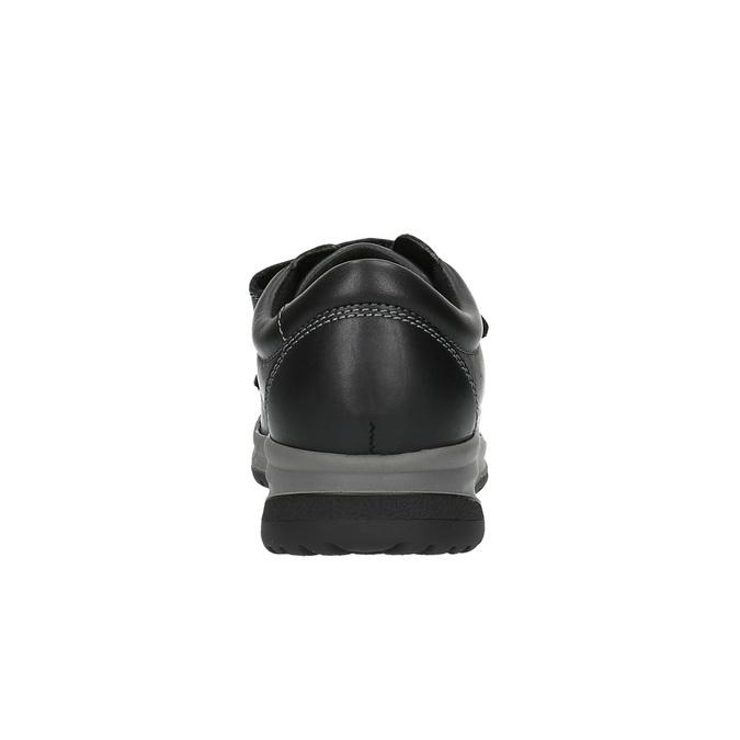Dámská zdravotní obuv medi, černá, 514-6160 - 17