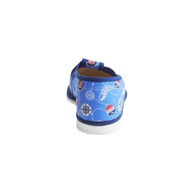 1790105 bata, modrá, 179-0105 - 17
