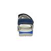 Dětské sandály mini-b, modrá, 363-9182 - 17