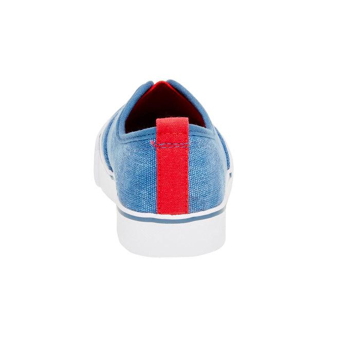 Dětské Plim Soll boty mini-b, modrá, 319-9150 - 17