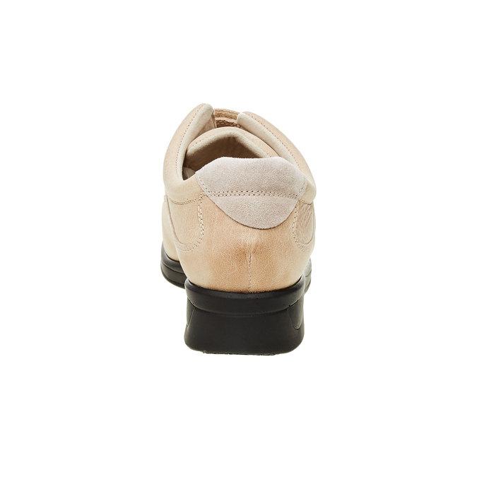 Dámská zdravotní obuv medi, béžová, 534-8108 - 17
