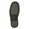 Pánská zdravotní obuv medi, černá, 854-6233 - 18