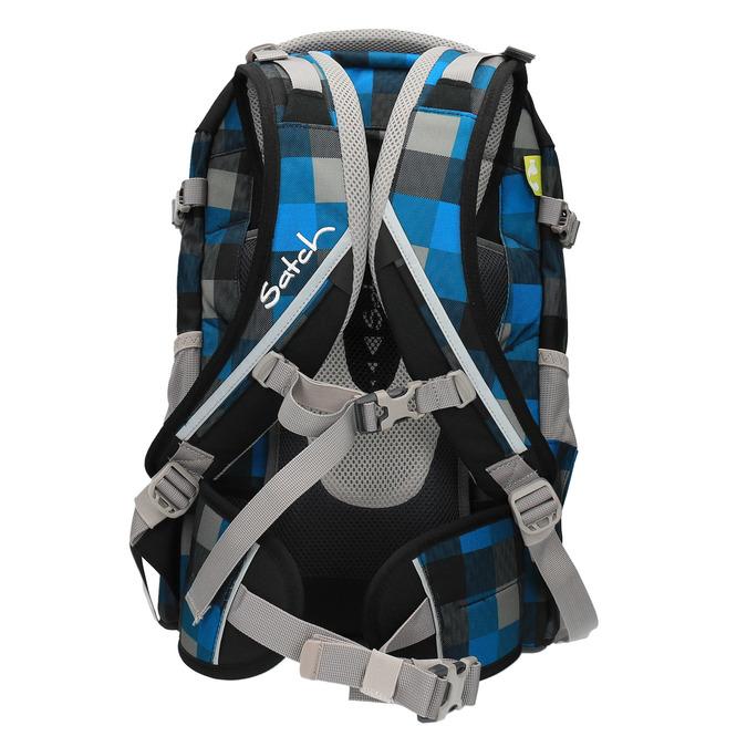 Dětský školní batoh satch, modrá, 969-9093 - 26
