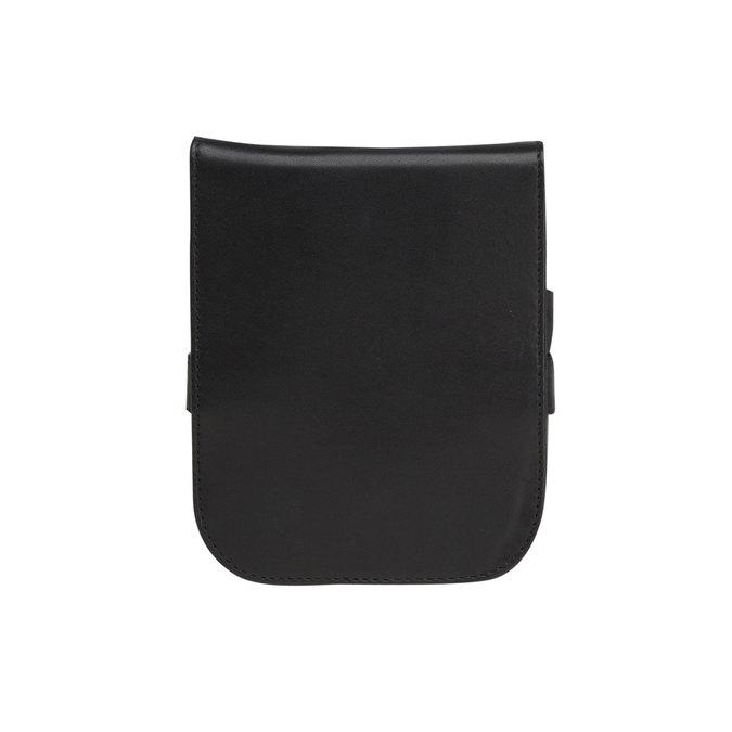 Manikúra v koženém pouzdře bata, černá, 944-6200 - 26