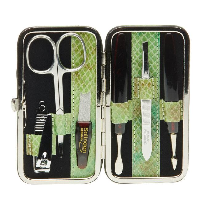 Manikúra v koženém pouzdře bata, vícebarevné, 944-0322 - 17