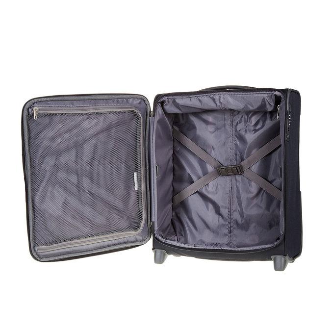 Cestovní kufr na kolečkách samsonite, černá, 969-6500 - 15