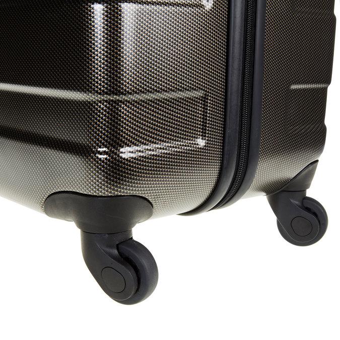 Skořepinový kufr na kolečkách american-tourister, černá, 960-6104 - 19