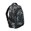 Školní batoh s potiskem bagmaster, černá, 969-6616 - 13