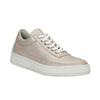 Dámské kožené tenisky bata, růžová, 526-5612 - 13