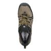 Pánská kožená obuv v Outdoor stylu salomon, hnědá, 843-4050 - 19