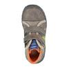 Dětská kotníčková obuv na suché zipy mini-b, hnědá, 211-2605 - 19