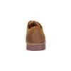 Pánské polobotky z broušené kůže rockport, hnědá, 823-3006 - 17