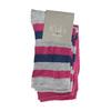 Dětské barevné ponožky 3 páry bata, 919-0494 - 13