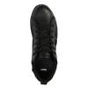 Kožená kotníčková obuv pánská bata, černá, 846-6602 - 19