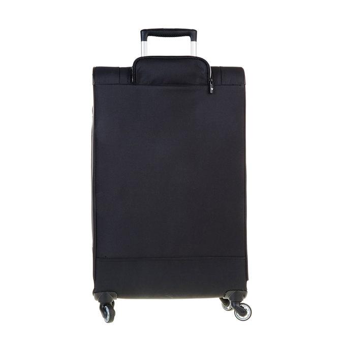 Cestovní kufr na kolečkách roncato, černá, 969-6633 - 26