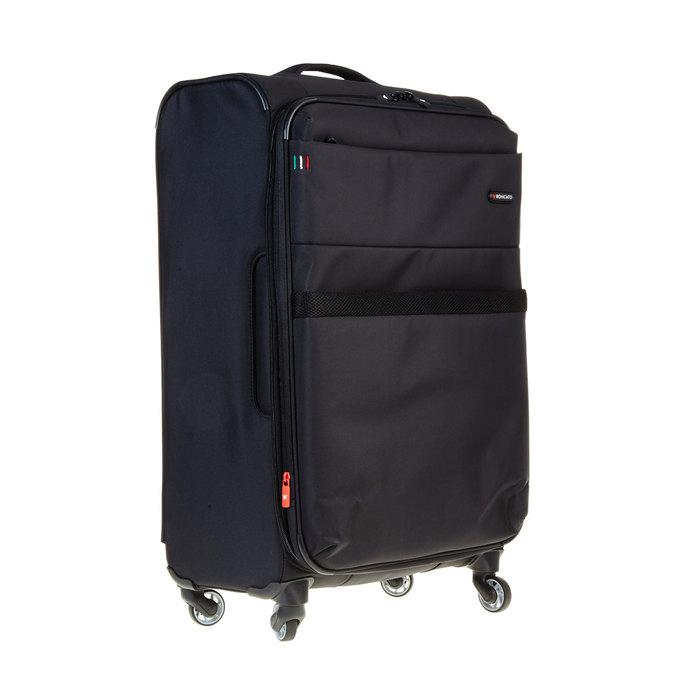 Cestovní kufr na kolečkách roncato, černá, 969-6633 - 13