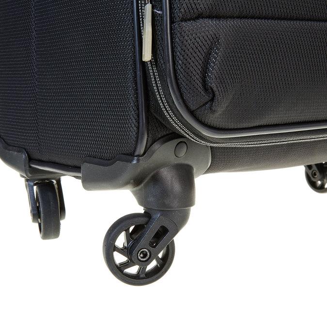 Cestovní kufr na kolečkách roncato, černá, 969-6637 - 19