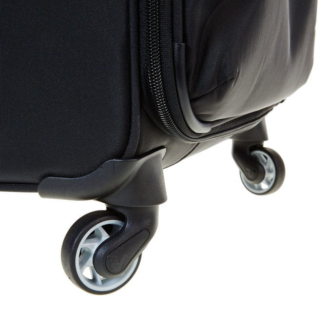 Cestovní kufr na kolečkách roncato, černá, 969-6634 - 19
