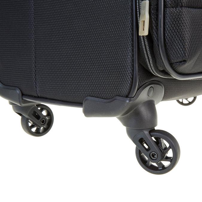 Cestovní kufr na kolečkách roncato, černá, 969-6636 - 19