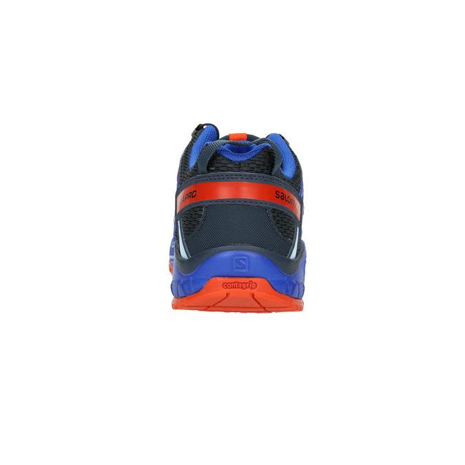 Dětská sportovní obuv salomon, modrá, 499-9007 - 17