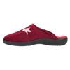 Dámská domácí obuv s výšivkou bata, červená, 579-5603 - 26